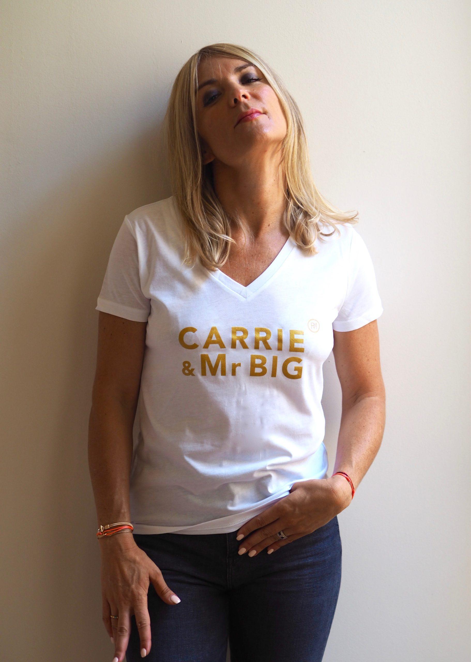 Carrie Mr Big Tröja
