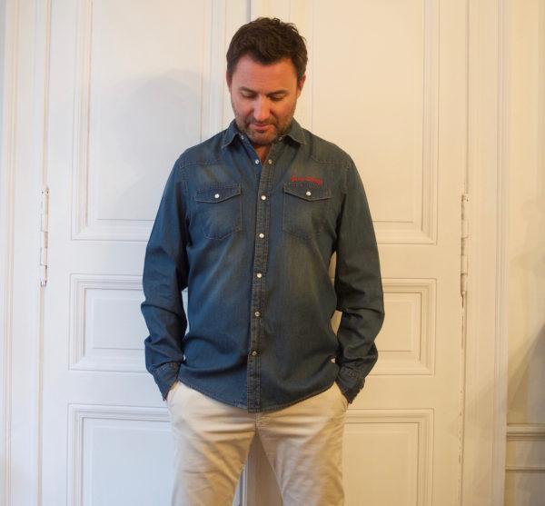 chemise jane homme