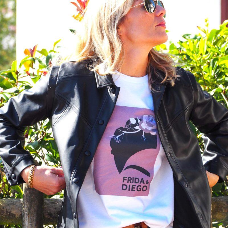 T shirt Frida kahlo