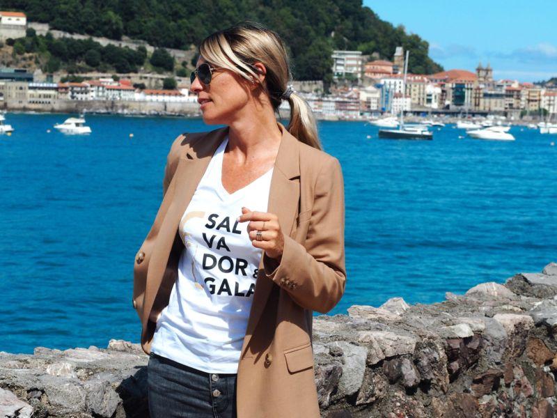 T-shirt Dali Sable